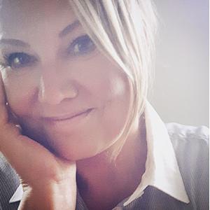 Yrittäjä ja toimitusjohtaja Kristina Pohja
